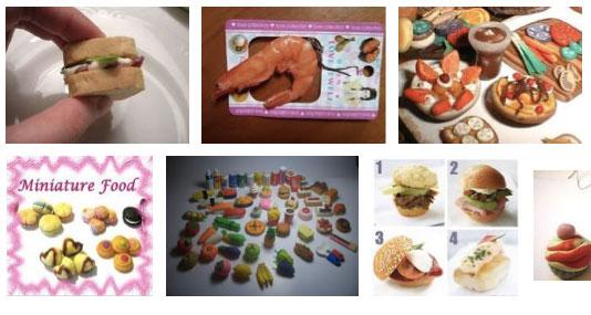 Minature-Food