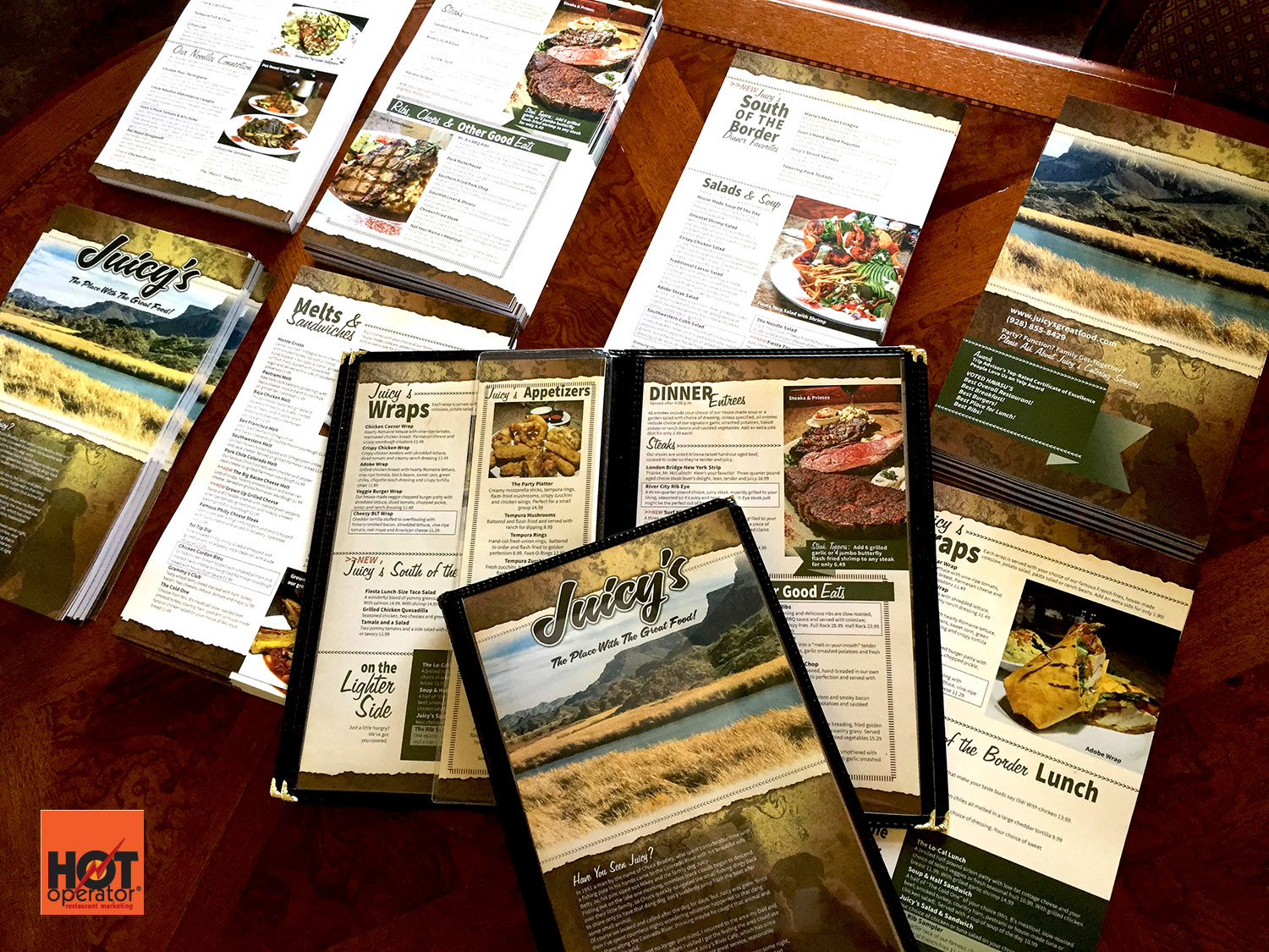 Competently designed banquet menu - the key to success of the celebration